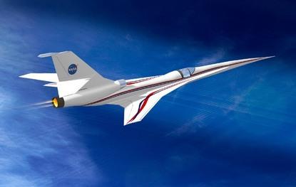 Nasa Concorde 2