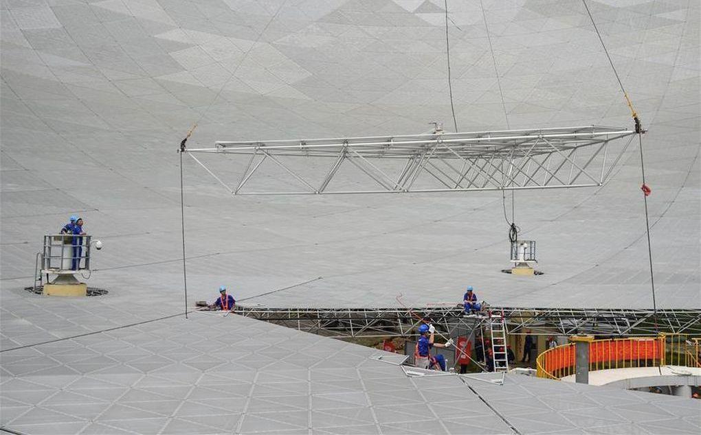 China telescope credit Xinhua 2