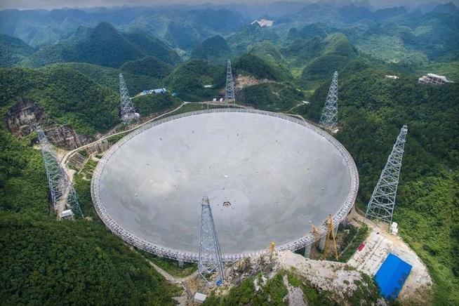China telescope credit Xinhua