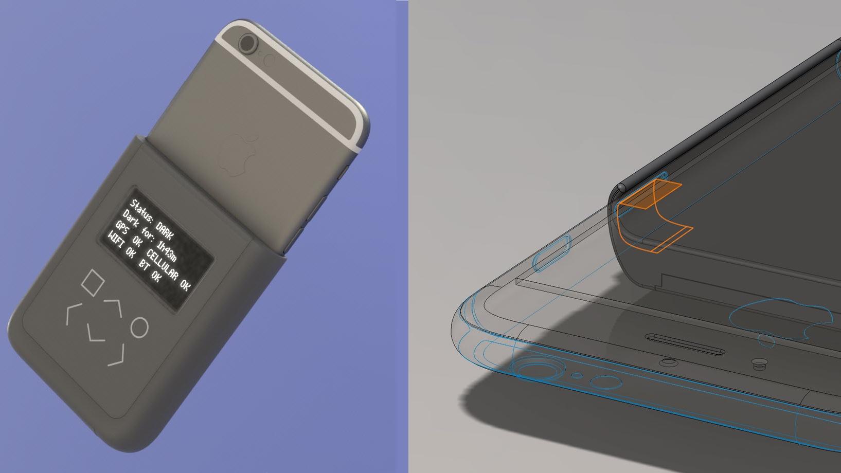 Snowden gadget