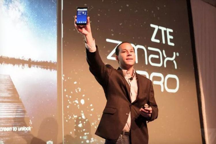 ZTE Zmax Pro presentation