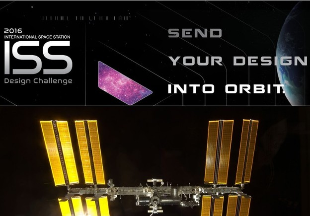ISS 3D printing