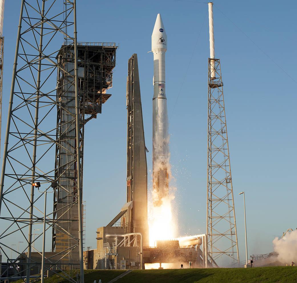 Liftoff of OSIRIS-REx from Pad 41 - photo credit NASA